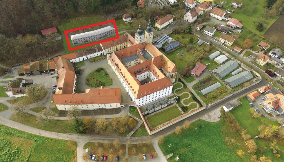 zum Bau des Hauses St. Wunibald